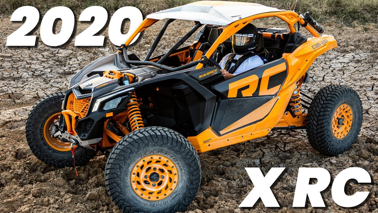 2020 Can-am RC Maverick Introduction